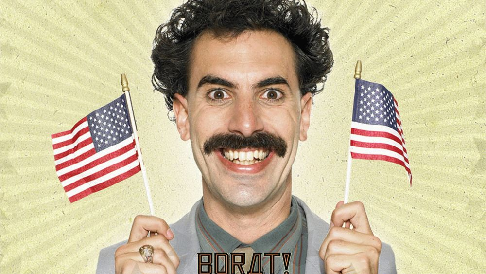 Very nice! Borat 2 is coming to Amazon, ahead of that ...