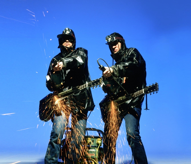 Bringing the beat back: The KLF in 2021 (What the fuck is going on?)