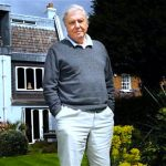 Happiness is a place called Richmond: my erstwhile neighbour David Attenborough at 95