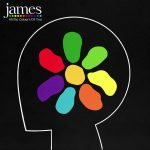 A rainbow rollercoaster of your head space: that's James's All The Colours Of You